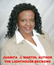 Juanita J. Martin, Author, The Lighthouse Beckons