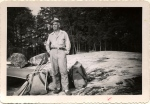Sigurd Olson at Quetico
