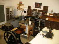 Iota letterpress shop
