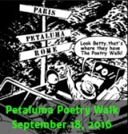 Petalulma Poetry Walk September 18, 2016