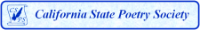 California State Poetry Society logo