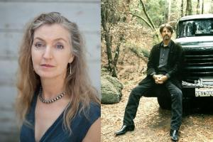Rebecca Solnit and Peter Coyote