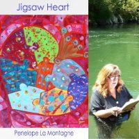 Jigsaw Heart. Penelope la Montagne