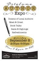Petaluma Author Expo