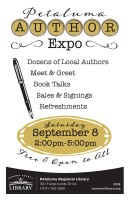 Petaluma Author Expo