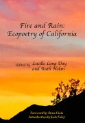 Fire and Rain: Ecopoetry of California