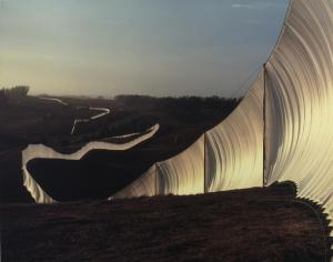 Christo's Running Fence